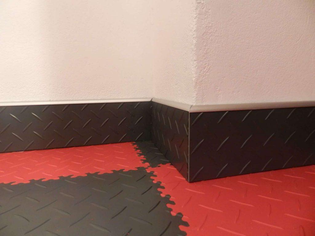 Listwy podłogowe z płytek PCV Fortelock
