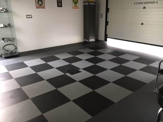 Garaż, Niemcy