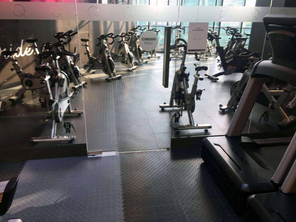 Centrum fitness, Polska