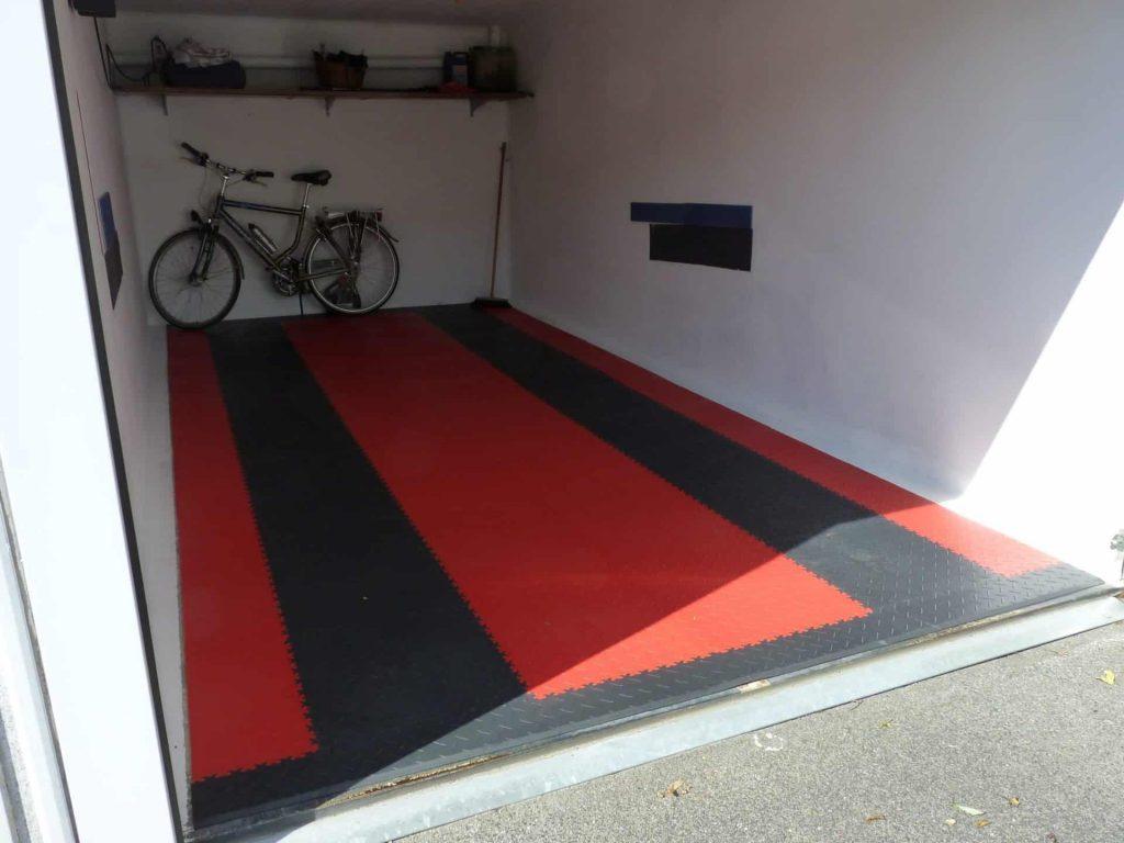 Wąski garaż, Niemcy