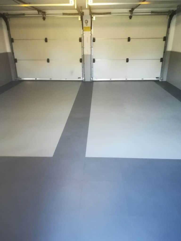Garaż, Austria