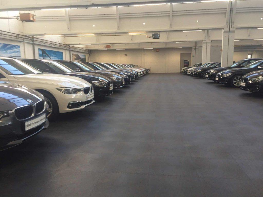 Dystrybutor samochodów BMW, Niemcy