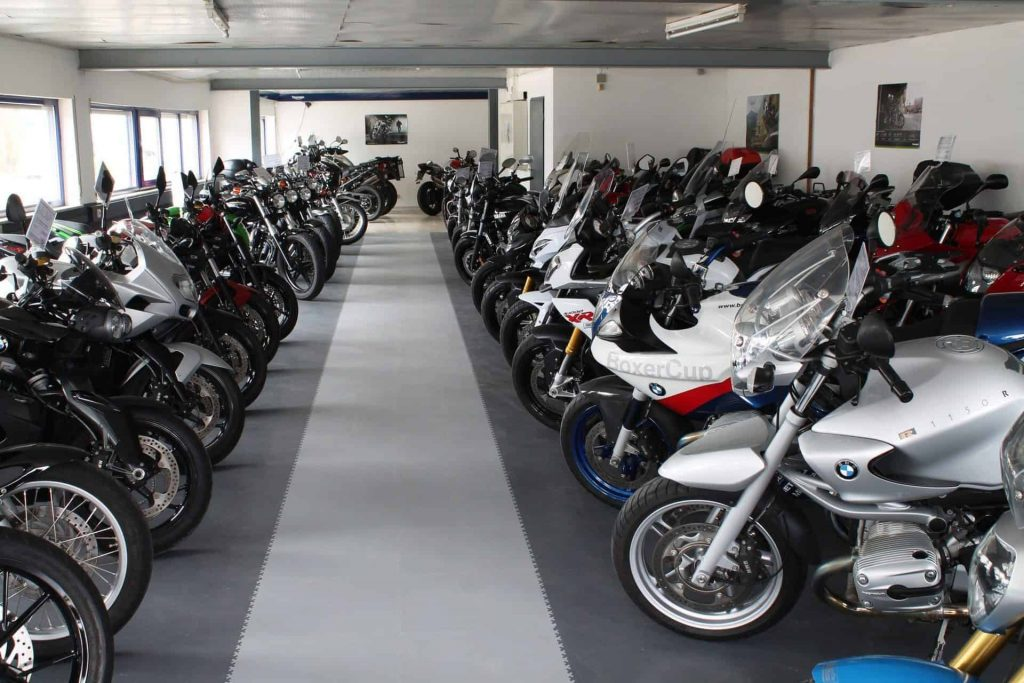 Sklep motocyklowy