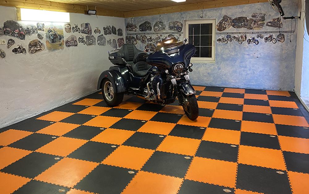 Garaż, Czechy