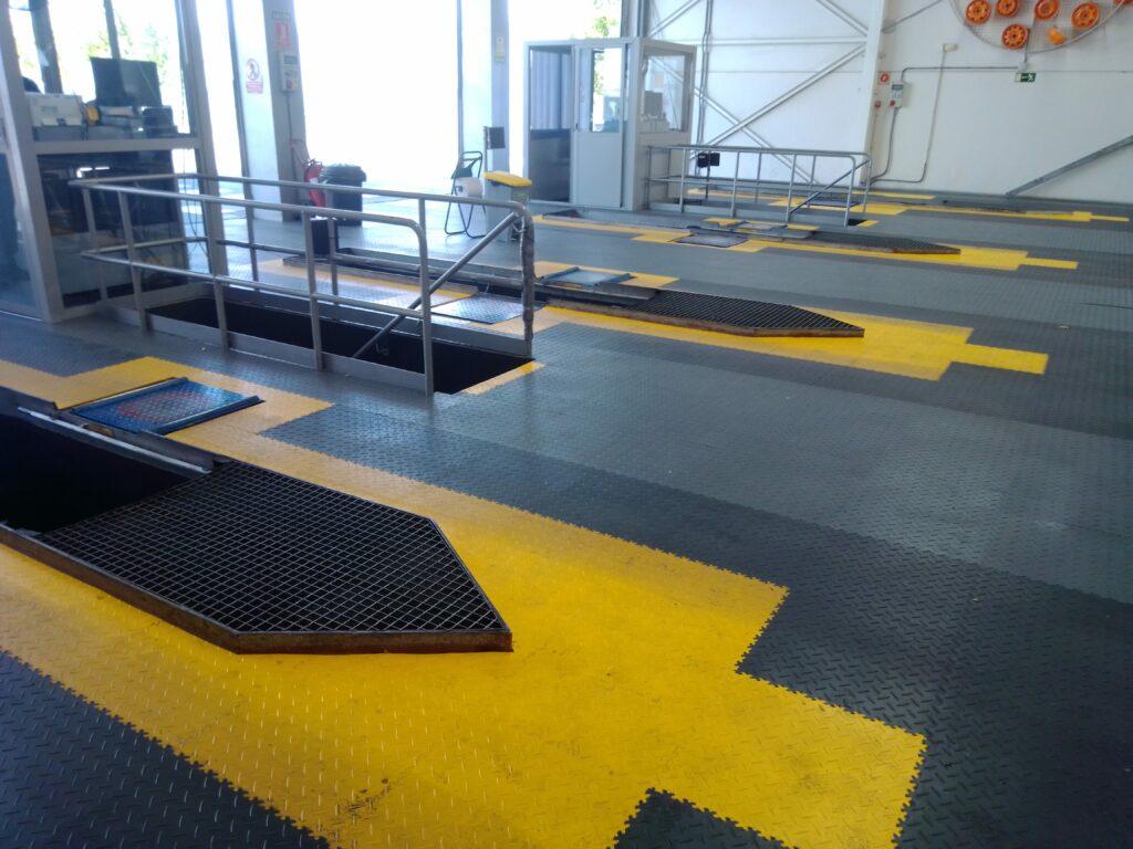 Stacja kontroli technicznej, Hiszpania