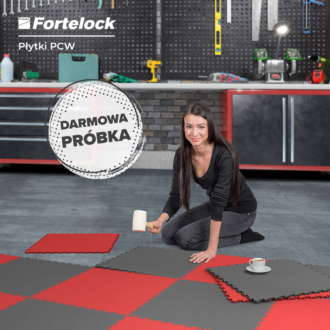 Jak łatwo i poprawnie układać płytki Fortelock?