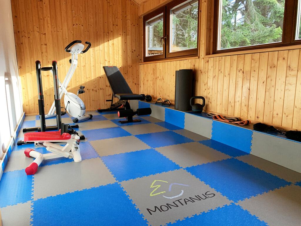 Sala fitness Apartmenty Montanus, Czechy