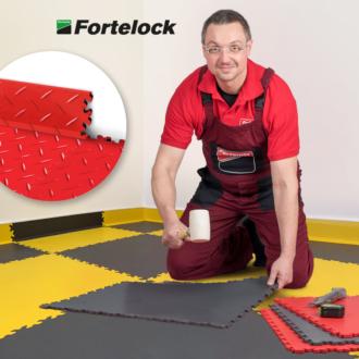 Jak instalować listwy przypodłogowe Fortelock? To łatwe